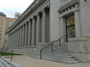 Budynek sądu administracyjnego