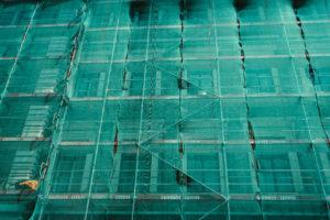plac budowy przejęty w posiadanie przez głównego wykonawcę