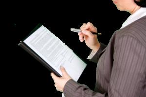 Podpisanie umowy zlecenia