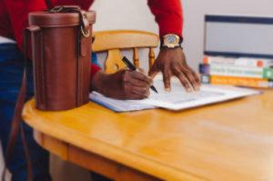 podpisanie umowy agencyjnej