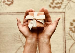 Przedmiot umowy darowizny